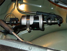 mustang how to's / write ups, pictures, videos ... mustang fuel filter replacement