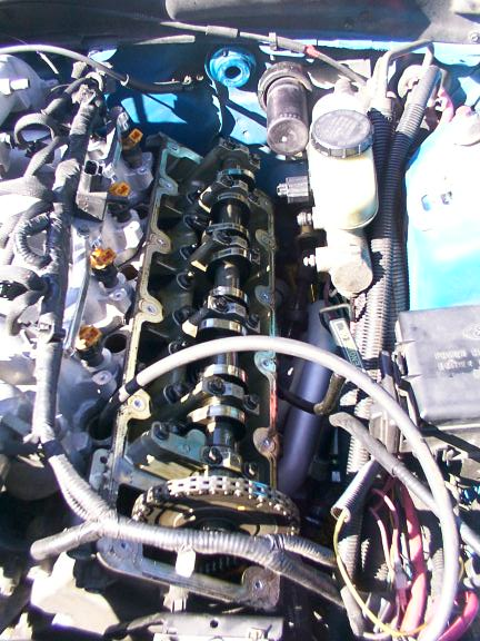 How To Install Cams on your Mustang - DIY
