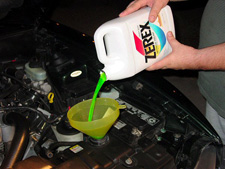 How to change the coolant on your Mustang GT, V6, Cobra, or Mach 1