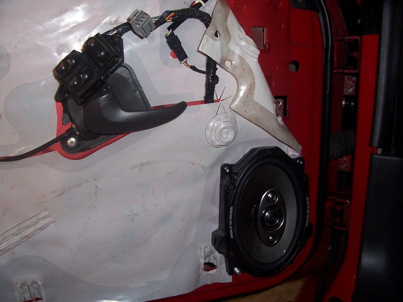 How To Remove A Door Panel On Your Mustang