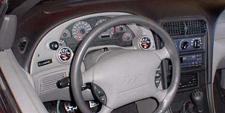 Oil Pressure Water Temp Gau on Oil Pressure Gauge Sensor 2000 Ford Mustang